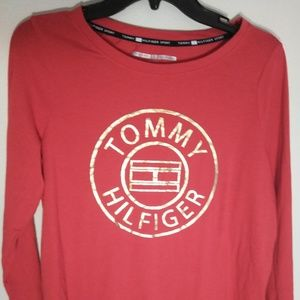 Tommy Hilfiger Long Sleeve Sport Tee Shirt